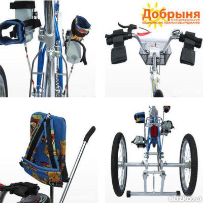 велосипеды для детей дцп в россии подачей настаиваем пару