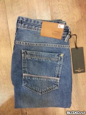 Джинсы мужские утепленные/Vigoss Jeans/Турция,100%хлопок