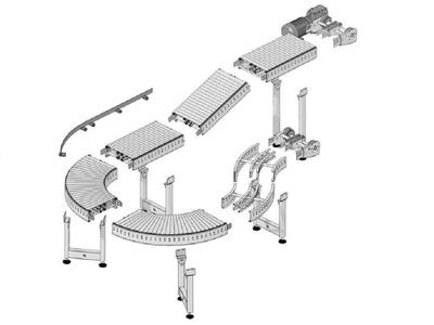 Модульный цепной конвейер смазка ленточного конвейера